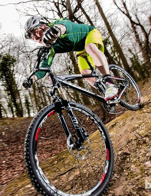 Don't get too hung up on wheel size – 26ers still provide a fast and fun ride