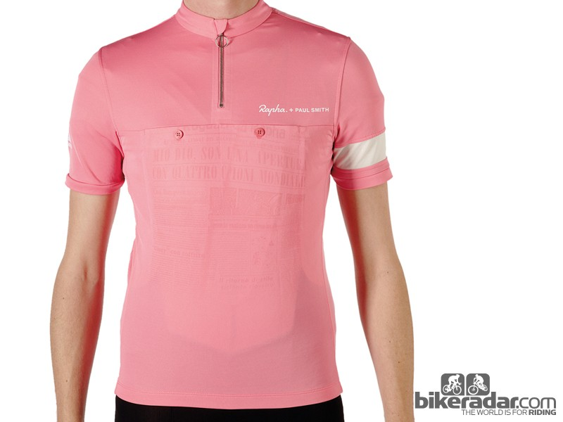Rapha Paul Smith special edition jersey