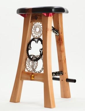 Luke Hart-Weller  Stool-a-cycle