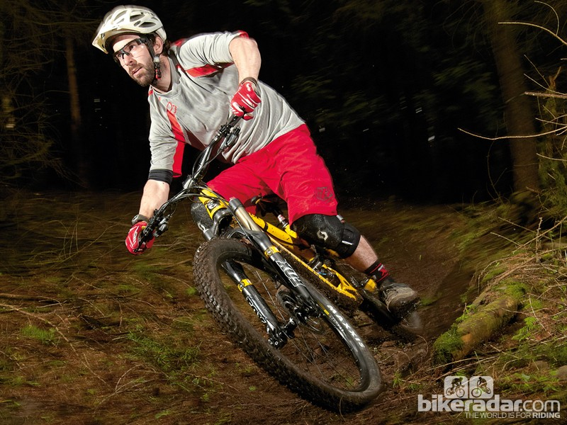 Commencal's burliest Meta is inspirationally controlled yet extremely agile