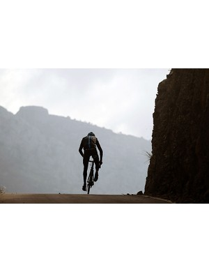 Most mountains in Mallorca are in the region of 500m of elevation, making them ideal for amateurs looking for a different challenge or pros looking to refine their form