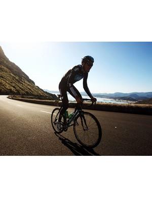 The coast is never far away when you're riding round Mallorca