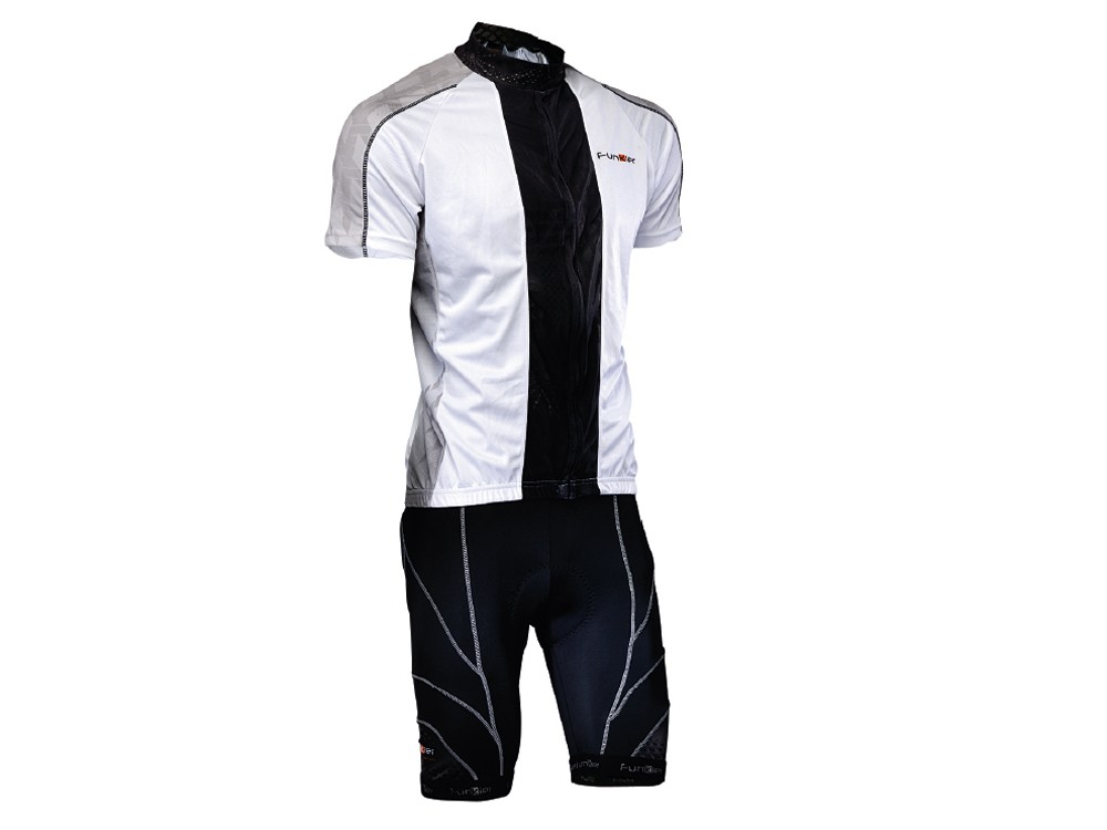 Funkier Active jersey and bib shorts