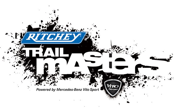 The Ritchey TrailMasters will be powered by Mercedes-Benz Vito Sport
