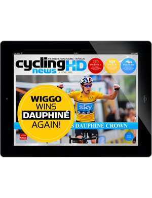 Cycling News HD issue 7 cover