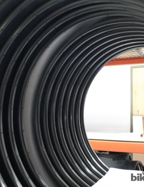 Decades of cumulative carbon fiber experience go into each ENVE rim