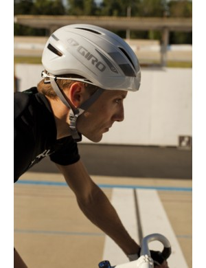Track riders have employed solid-shelled helmets for years but it remains to be seen whether the general road-riding crowd will warm up to the idea