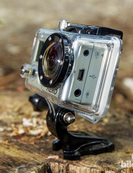 GoPro HD Hero 2 camera
