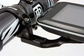 K-Edge's new Garmin Edge mount is adjustable in length