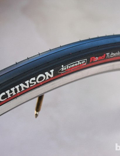 We've waited a long time for this 28mm Intensive tire