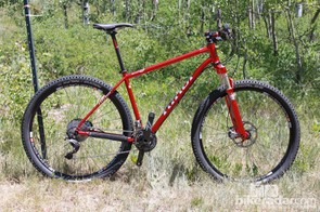 Niner's impressive Tamale Red SIR 9