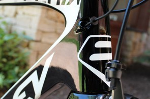 All Ridley's new bikes have flip-flop grommets to accommodate Di2 or traditional cables for internal routing