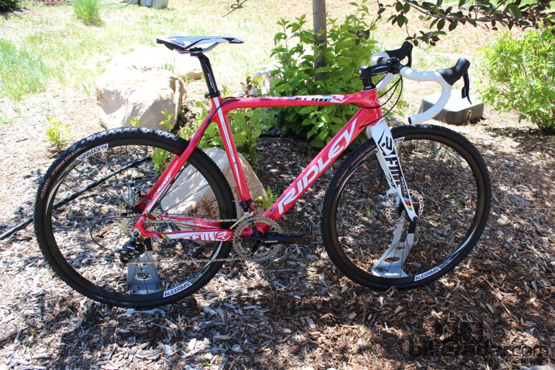The X-Fire Apex Disc retails for US$2,695