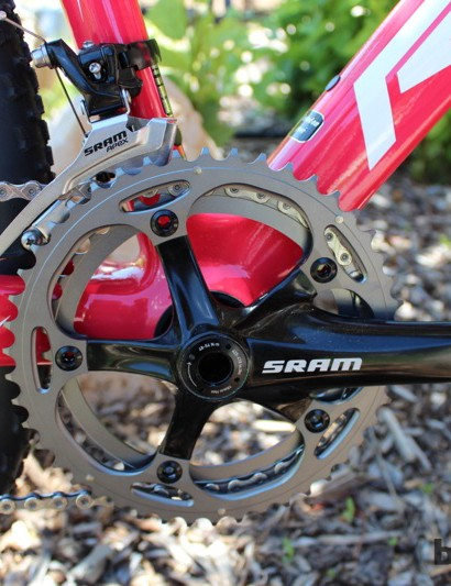 SRAM Apex offers a wide gear range at a relatively low price