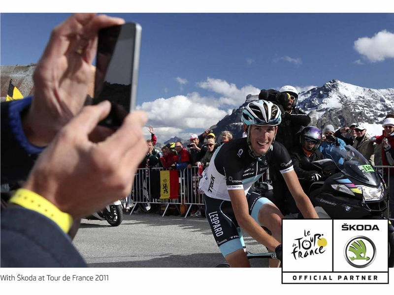 Win a VIP trip to the Tour de France