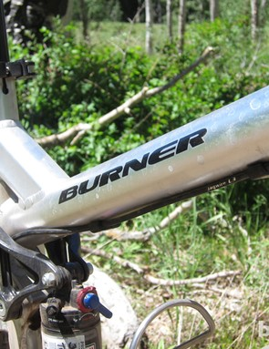 The Burner is back. Turner plan to offer a raw, clear anodized finish option for the Burner