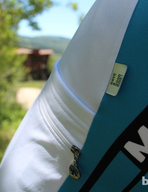 Assos is all about the details, technical and otherwise
