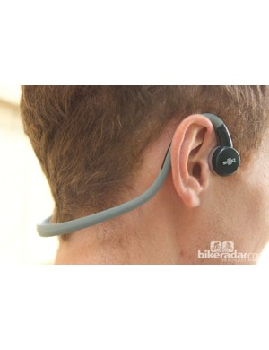 They leave you free to pick up sounds from your surroundings while also listening to music
