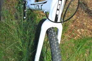 GT spec two of their three Type CX bikes with disk brakes