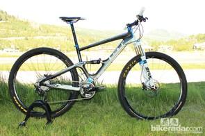 The 2013 Zaskar 100 Pro costs US$5,000