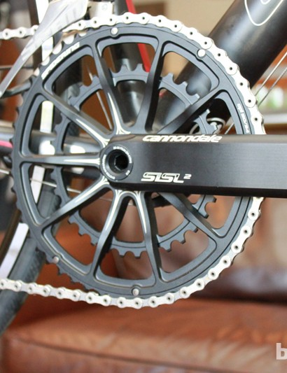 Cannondale's 2013 Hollowgram SI SL2 crank