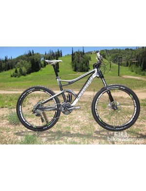 Cannondale's 2013 Trigger 1
