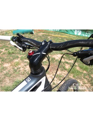 Cannondale's 3D forged OPI stem