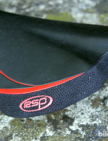 The RSP Carbon Race saddle weighs just 160g and is suitable for road and cross-country use