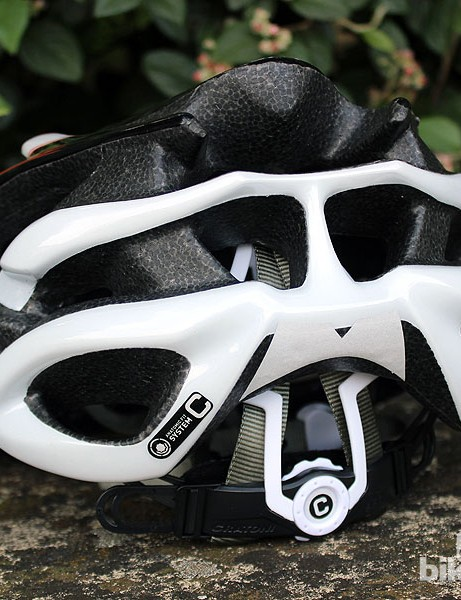 The Cratoni Bullet lid weighs just 204g (large size) and stacks up well against other lightweight helmets