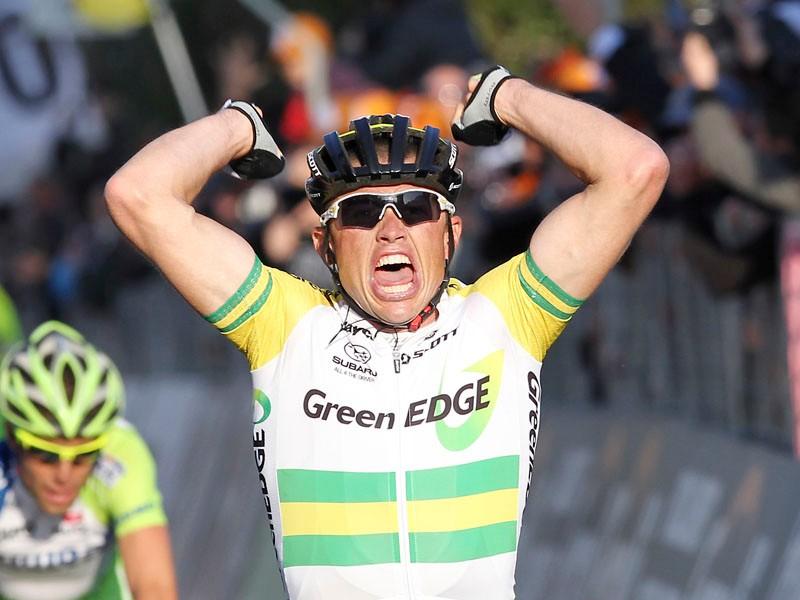 Simon Gerrans, Milan-San Remo winner, will be a key member of the Australian Olympic squad