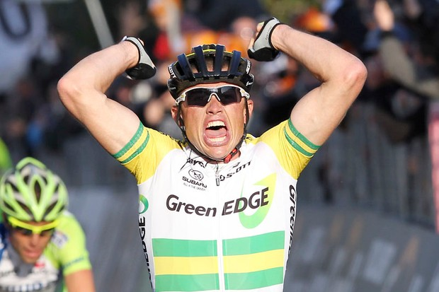 Simon Gerrans, Milan-San Remo winner, will be a key member of the Australian Olympic squad