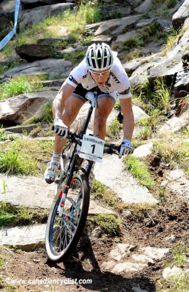 Nino Schurter (Scott - Swisspower MTB Racing Team)