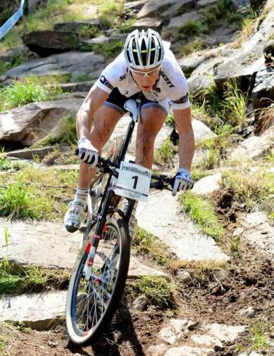 Nino Schurter (Scott - Swisspower MTB Racing Team)