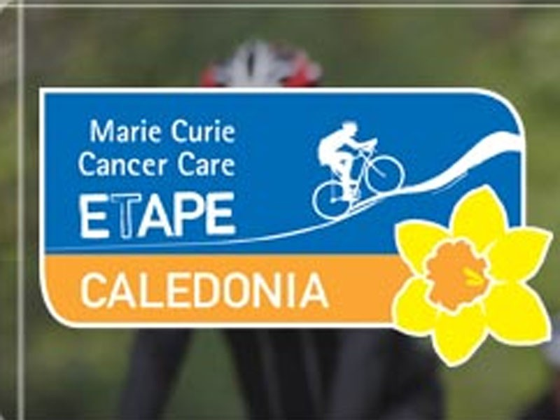 The entire £61 entry fee to the Etape Caledonia goes to IMG