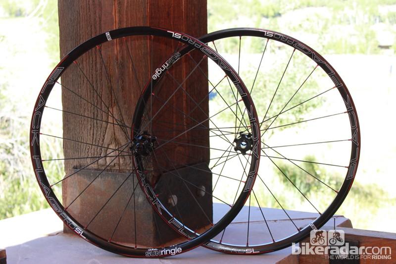 Sun Ringle's new Black Flag Pro SL wheels