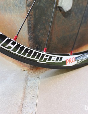 Sun Ringle will offer two Charger 650b wheelsets for 2013