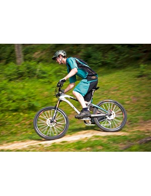 The Lynx 6 is a confidence-inspiring choice for the downhills