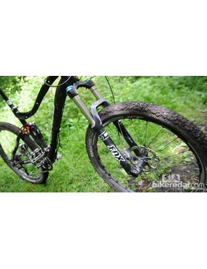 Front end of the Norco Sight 1