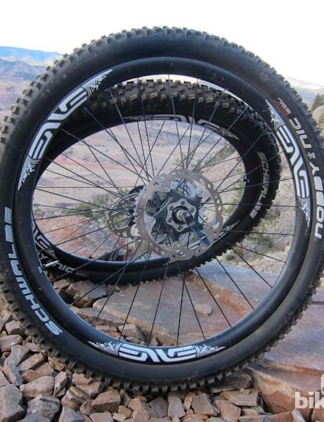 Enve's Twenty6 XC wheelset