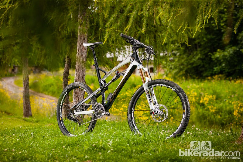 Lapierre has three bikes with the E.I system