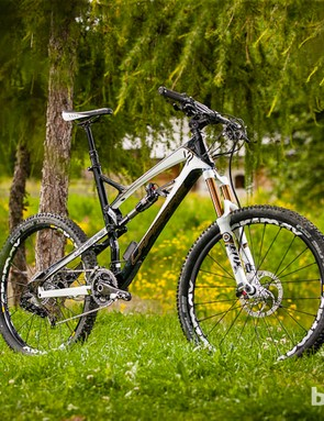 Lapierre has three bikes with the E.I system