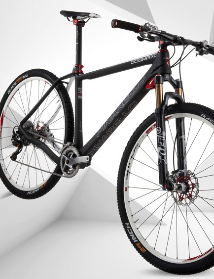 Pinarello's first mountain bike, the Dogma XC