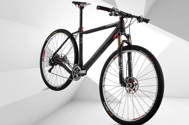 Pinarello's first mountain bike, the Dogma XC