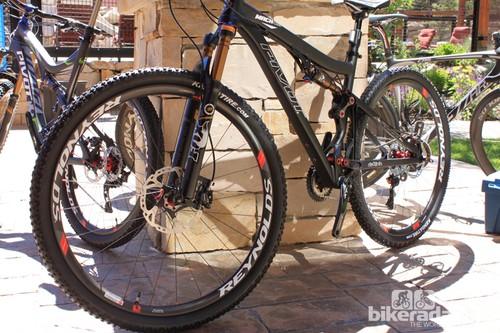 Reynolds Launch Three Carbon Mountain Wheels For 2013 Bikeradar