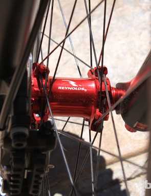 Reynolds' new straight pull hub