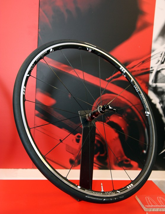 Bontrager's new Race X Lite TLR tubeless-compatible road wheels will cost $1,000 and have a claimed weight of 1,480g per pair