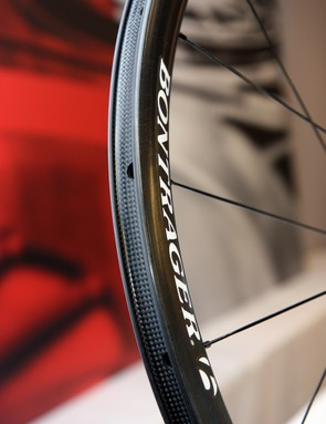 Bontrager elected to target low drag above stability on the Aeolus D3 range, saying the wheels' aero performance allows for shallower wheels than normal and, thus, easier handling in crosswinds by default