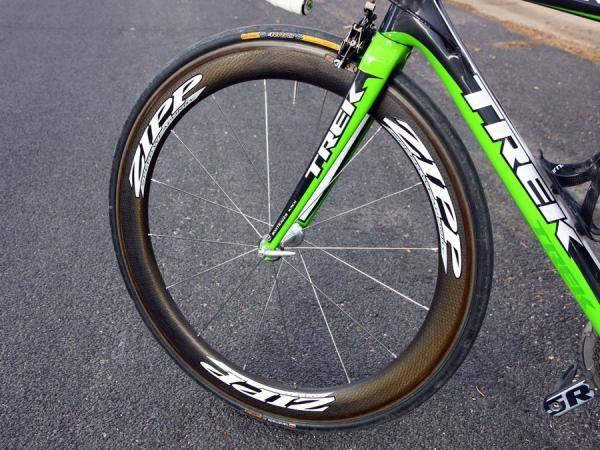 Zipp 404 Firecrest Carbon Clincher - BikeRadar