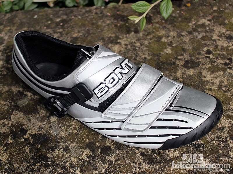 At £125, the a-three is Bont's entry-level road shoe