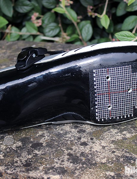 The Bont a-three has a fibreglass sole